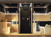 DiseÑo y fabricaciÓn de saunas