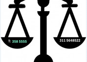 Abogado consulta breve en linea. 10am a 4pm