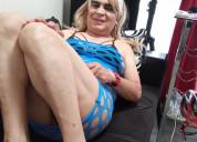 Trans madura desea novio