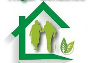 Hogar geriátrico casa verde