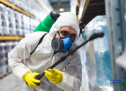 Servicio de fumigación arbelaez, control de plagas
