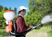 Servicio de fumigación chinauta, control de plagas