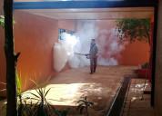 Servicio de fumigación en el peñon, control plagas