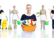 Servicio de limpieza domestica garantizado