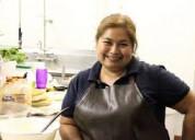 Cocineras criollas o aux de cocina