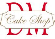 Dm cakeshop pastelería