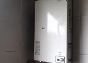 Mantenimiento y reparacion de calentadores haceb