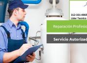 Servicio técnico calentadores a gas bogotá