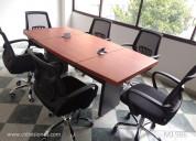 Fabrica de muebles mesas de juntas
