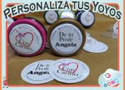 Personaliza tus yoyos