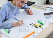 Mujeres interesadas en aprender y trabajar en dibu
