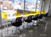 Divisiones / mobiliario/ - adecuamos su oficina