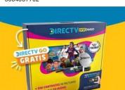 Compra tu kit directv  con descuento