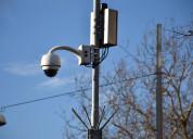 Instalación de cámaras de seguridad y adecuamiento