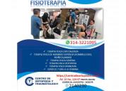 Fisioterapia rehabilitación ortopedia