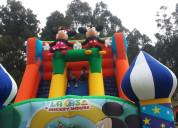 Trampolines inflables diversión