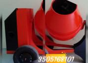 Trompos mezcladores de concreto