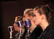 Entrenador vocal / coach vocal
