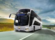 Transporte especial y turismo