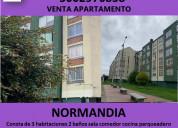 Apartamento barato en normandia