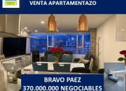 Apartamento grande bravo paez
