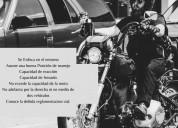 Diplomado gratuito para motorizados
