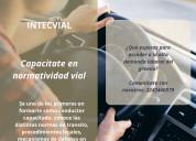 Cursos de normatividad vial - asesorías y consulta