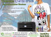 Impresora tabloide epson para sublimación colombia