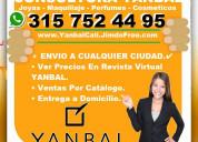 ⭐ consultora yanbal cali, maquillaje, perfumes, co