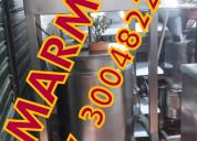 Marmita industrial para lÁcteos y frutas