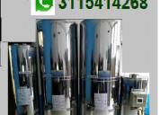 Fabricamos calentadores a gas y elÉctricos