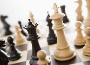 Aprendamos ajedrez virtualmente