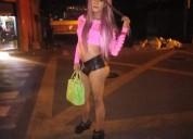 Trans caleña recién llegadita
