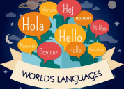Las traducciones que usted requiere para sus traba