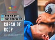 Curso de rccp soporte vital