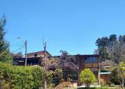 Vendo casa rural en santa helena (finca)