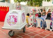 Venta de carrito de paletas y helados