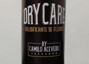 Dry care solidificante de fluidos