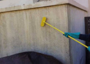 Lavado de paredes a tu servicio