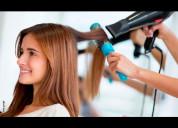Cepillado de cabello a tu servicio