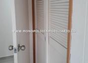 Esplendido apartamento amoblado en arriendo - sect