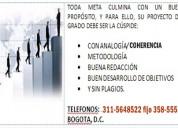 Tareas, anteproyectos y tesis economicos 3585555