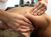 Servicios de masajes de relajacion a  domicilio o
