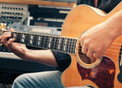 Clases de guitarra en bucaramanga
