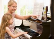 Clases de piano en bucaramanga