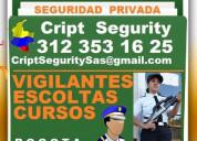 Cursos de seguridad en promocion descuento del 40%