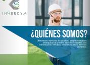 Prestación de servicios ambientales, construcción