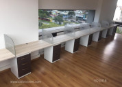 Fabrica de: divisiones piso techo, media-altura