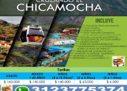 Panachi pasa días parque nacional del chicamocha s