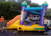 Vendo castillo infantil inflable fiestas infantile